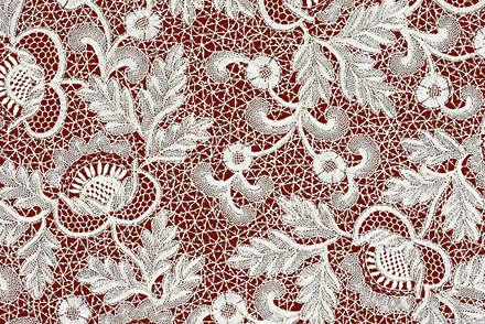 Lepoglava lace patterns - detail
